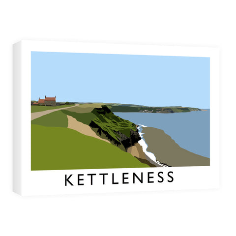 Kettleness, Yorkshire Canvas
