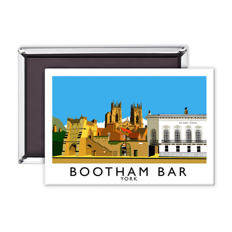 Bootham Bar, York Magnet