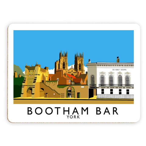 Bootham Bar, York Placemat