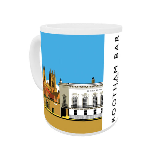 Bootham Bar, York Mug