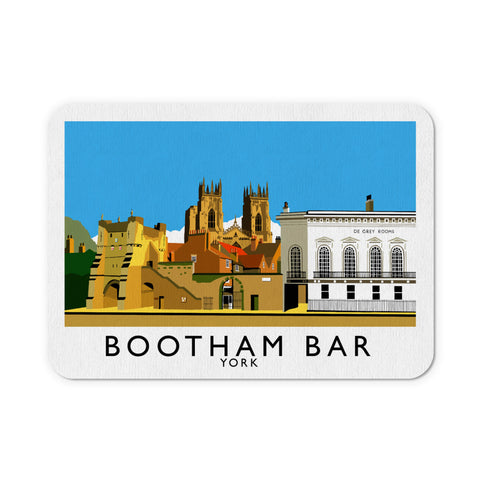 Bootham Bar, York Mouse Mat