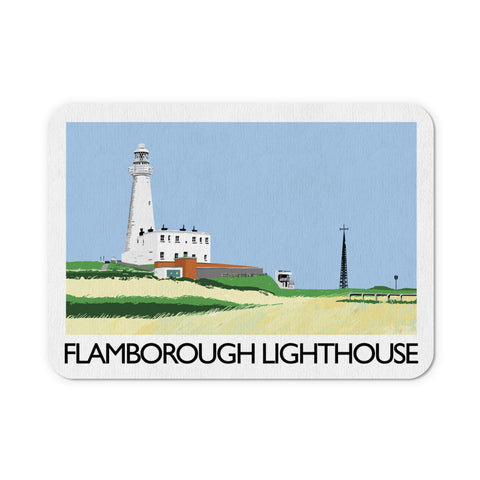 Flamborough Lighthouse, Yorkshire Mouse Mat