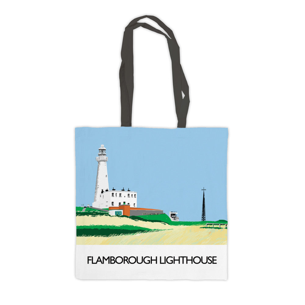 Flamborough Lighthouse, Yorkshire Premium Tote Bag