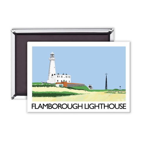 Flamborough Lighthouse, Yorkshire Magnet
