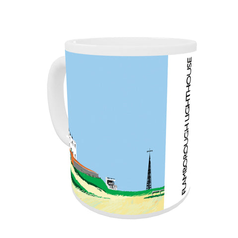 Flamborough Lighthouse, Yorkshire Mug