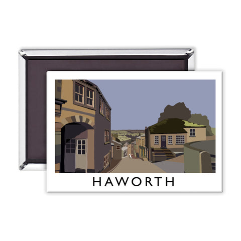 Haworth, Yorkshire Magnet