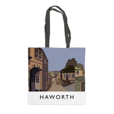 Haworth, Yorkshire Premium Tote Bag