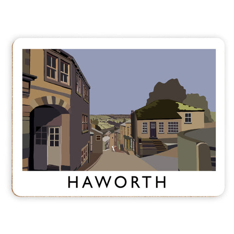 Haworth, Yorkshire Placemat