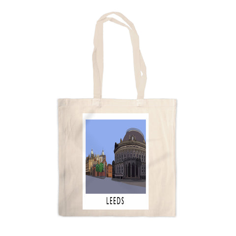 Leeds, Yorkshire Canvas Tote Bag