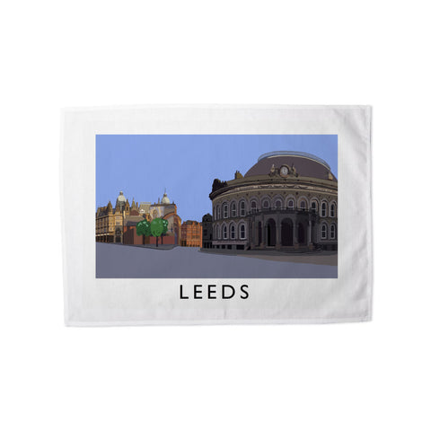 Leeds, Yorkshire Tea Towel