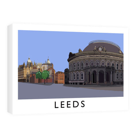 Leeds, Yorkshire Canvas