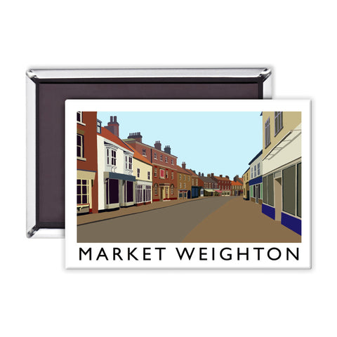 Market Weighton, Yorkshire Magnet