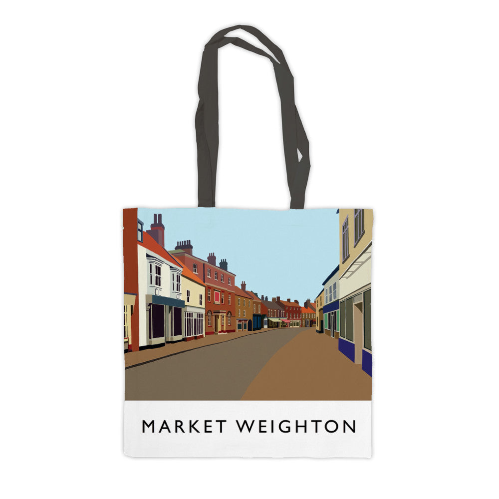 Market Weighton, Yorkshire Premium Tote Bag