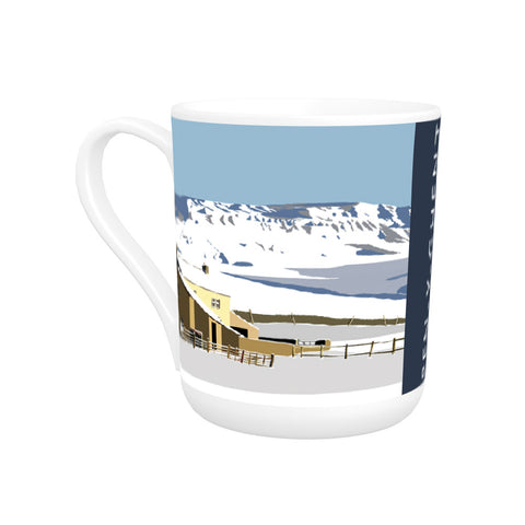 Pen-Y-Ghent, Yorkshire Bone China Mug