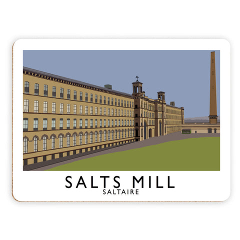 Salts Mill, Saltaire, Yorkshire Placemat