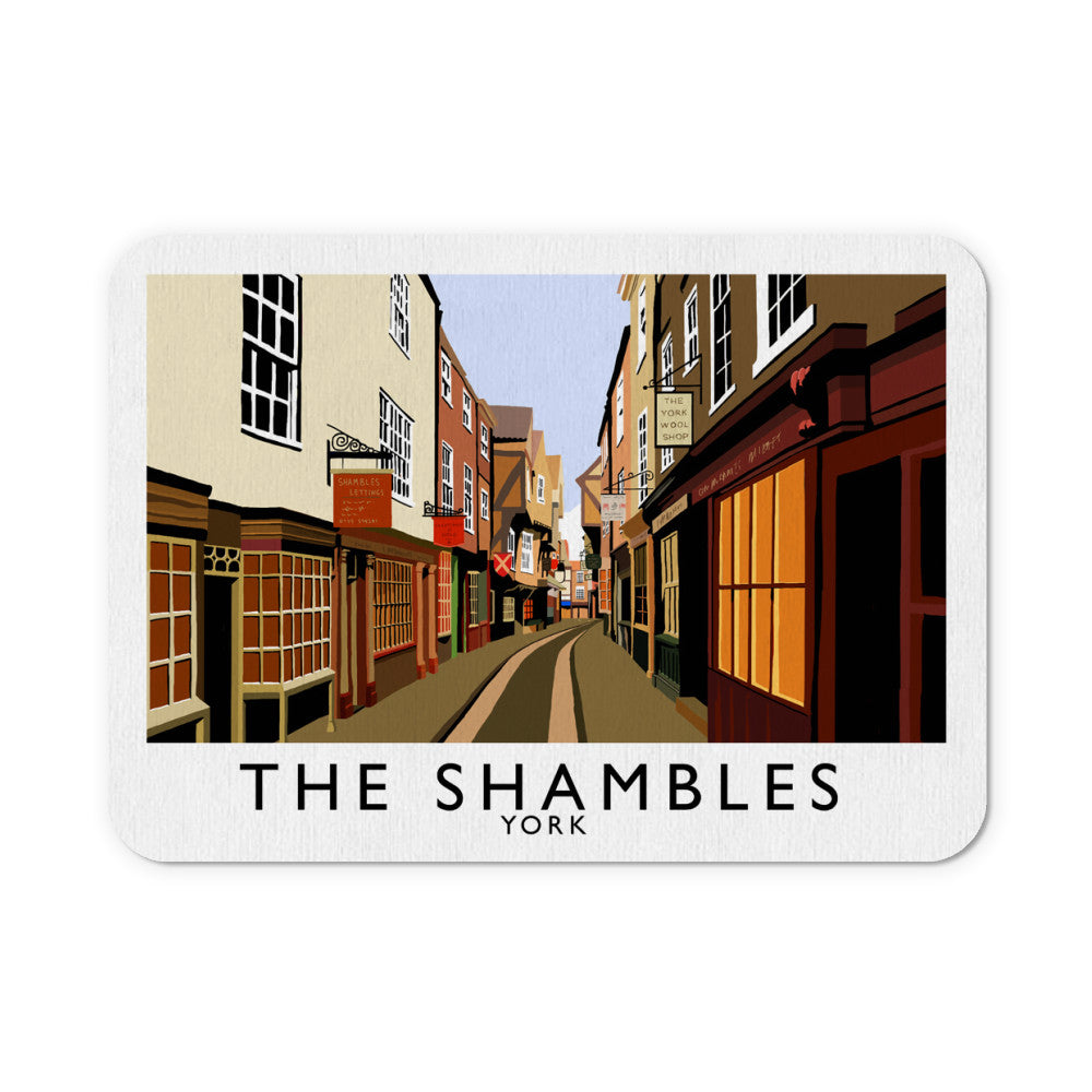 The Shambles, York Mouse Mat