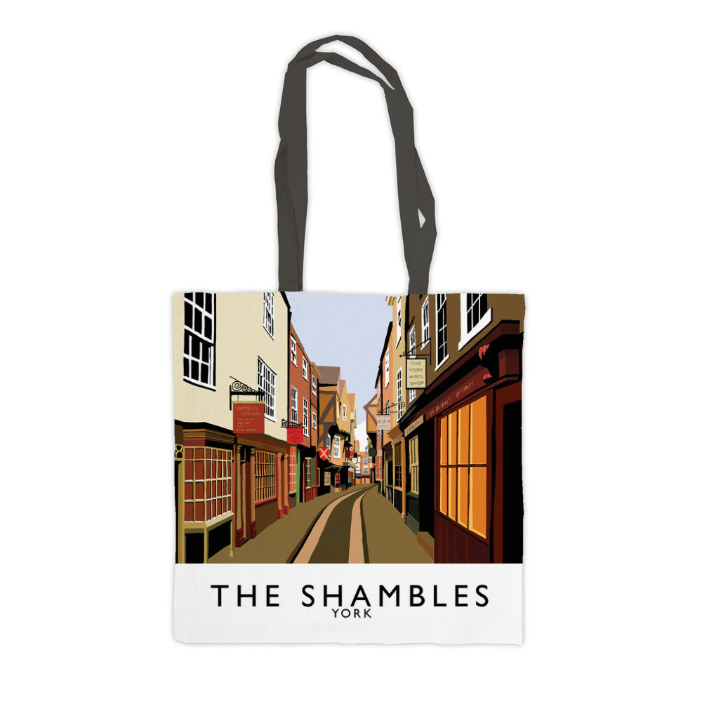 The Shambles, York Premium Tote Bag