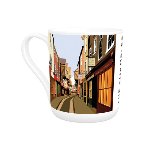The Shambles, York Bone China Mug