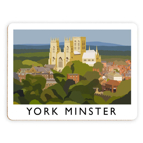 York Minster, York Placemat