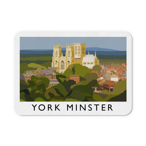York Minster, York Mouse Mat