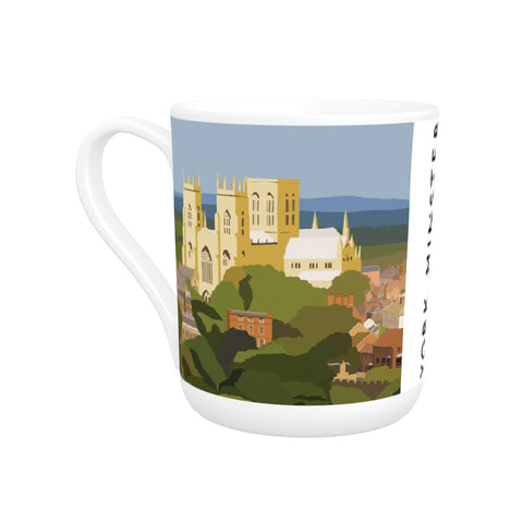 York Minster, York Bone China Mug