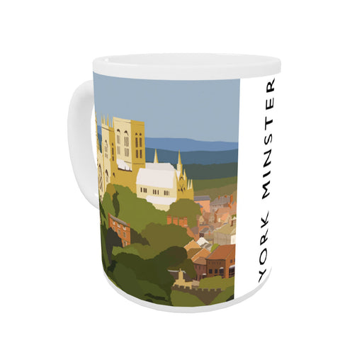 York Minster, York Coloured Insert Mug