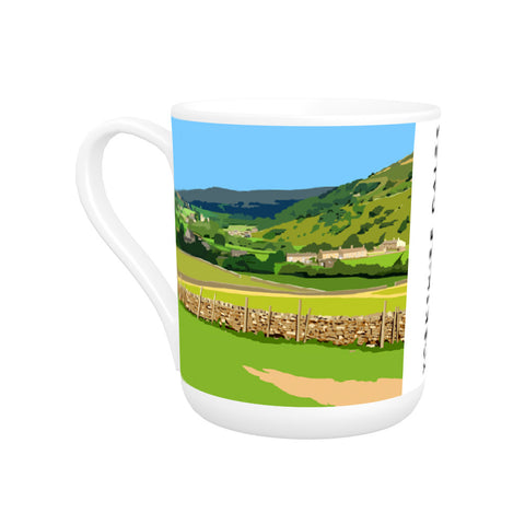 The Yorkshire Dales Bone China Mug