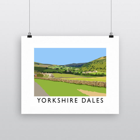 The Yorkshire Dales Fine Art Print