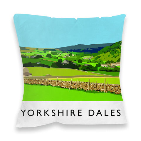 The Yorkshire Dales Fibre Filled Cushion
