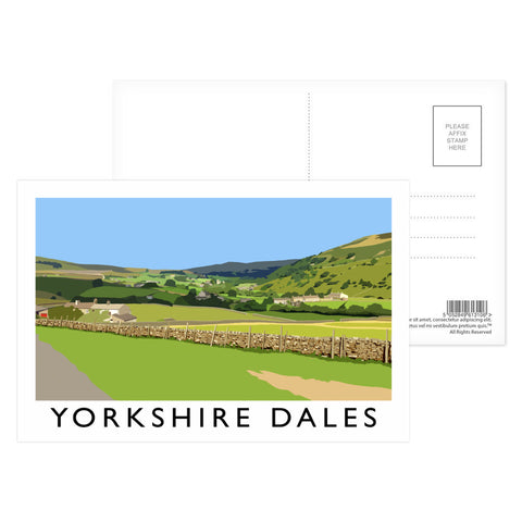The Yorkshire Dales Postcard Pack