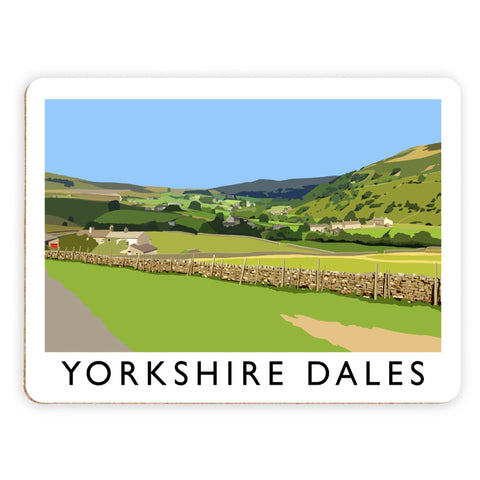 The Yorkshire Dales Placemat