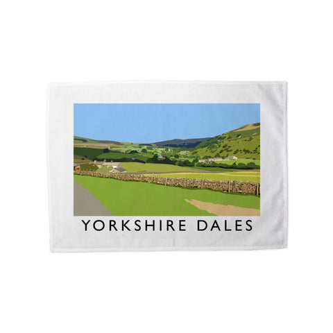 The Yorkshire Dales Tea Towel