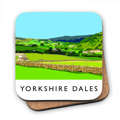 The Yorkshire Dales MDF Coaster