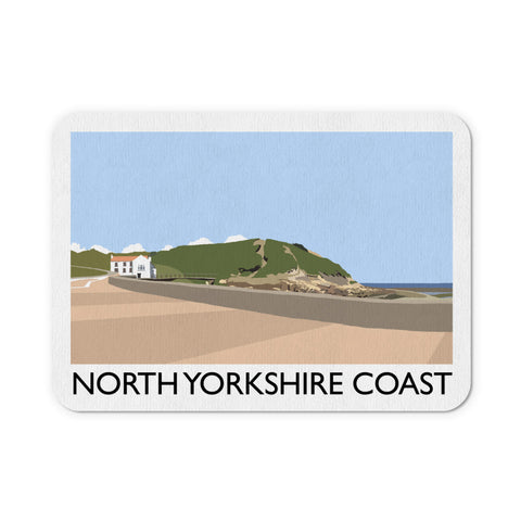 The North Yorkshire Coast Mouse Mat