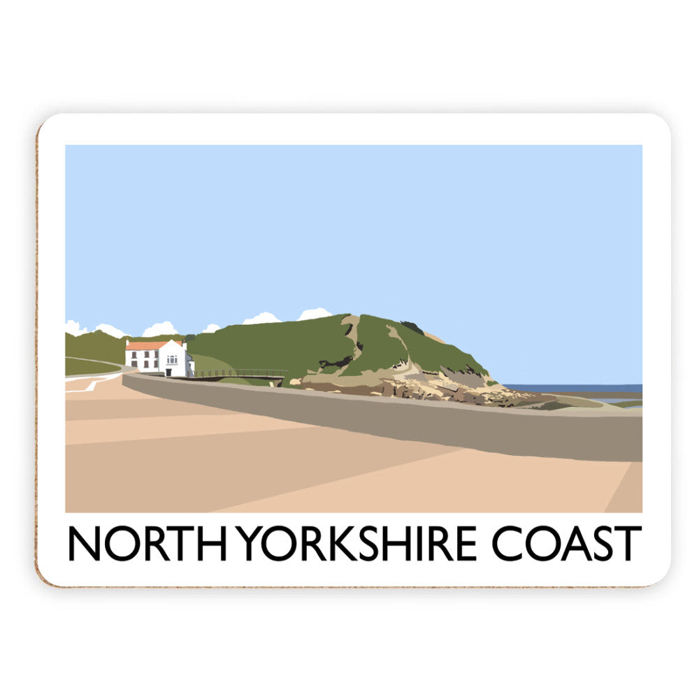 The North Yorkshire Coast Placemat
