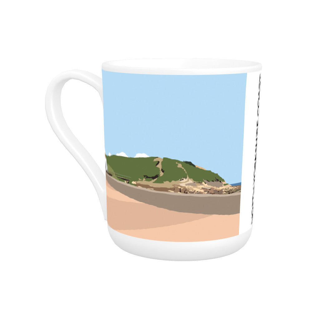 The North Yorkshire Coast Bone China Mug