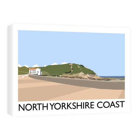 The North Yorkshire Coast Canvas
