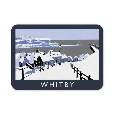 Whitby, Yorkshire Mouse Mat