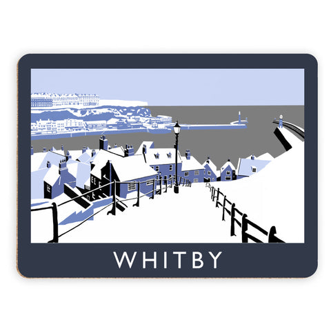 Whitby, Yorkshire Placemat