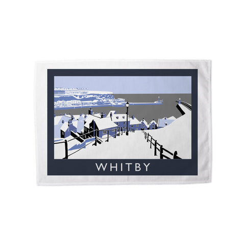 Whitby, Yorkshire Tea Towel