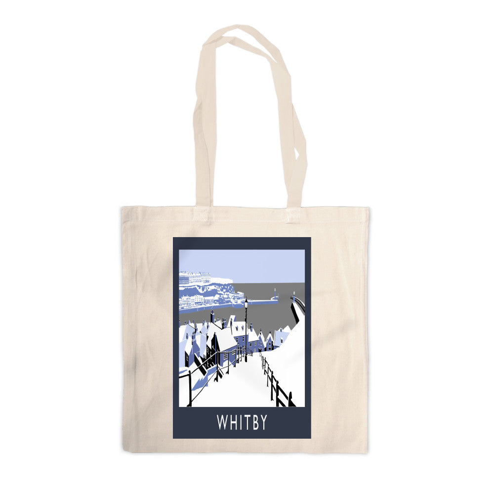 Whitby, Yorkshire Canvas Tote Bag