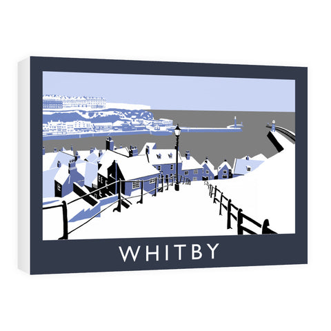 Whitby, Yorkshire Canvas