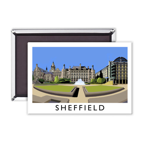 Sheffield, Yorkshire Magnet