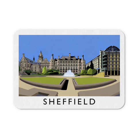 Sheffield, Yorkshire Mouse Mat