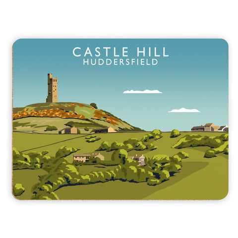 Castle Hill, Huddersfield Placemat