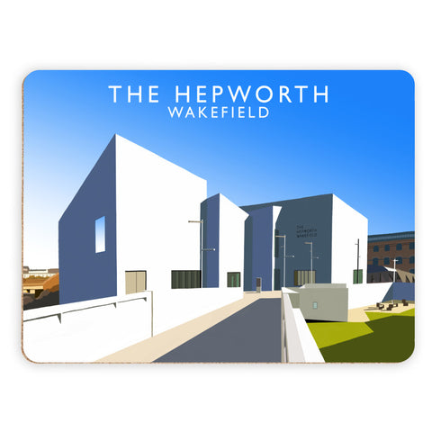 The Hepworth, Wakefield Placemat