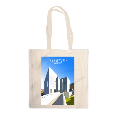 The Hepworth, Wakefield Canvas Tote Bag