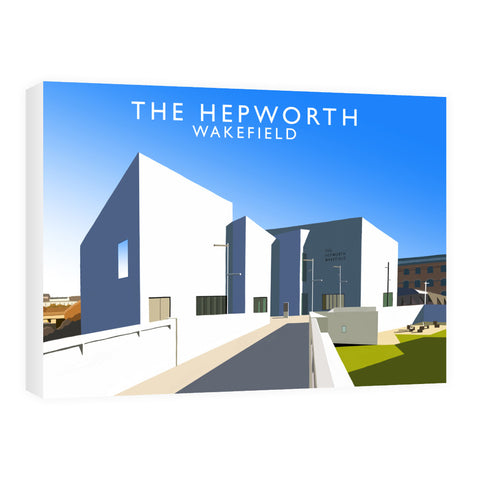 The Hepworth, Wakefield 60cm x 80cm Canvas