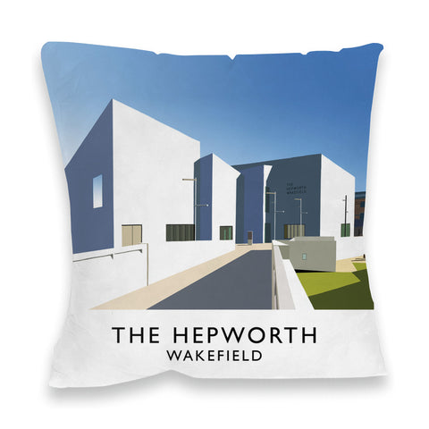 The Hepworth, Wakefield Fibre Filled Cushion