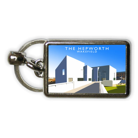 The Hepworth, Wakefield Metal Keyring